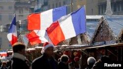 Pariz poslije terorističkih napada, novembar 2015.