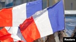 Fransa bayraqları