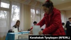 Досрочные выборы депутатов мажилиса и очередные выборы депутатов маслихатов в Казахстане. 20 марта 2016 года.