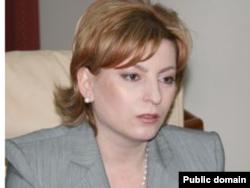 Mariana Durleșteanu (foto arhivă 2009), fostă ministră de finanțe.
