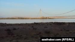 Граница Туркменистана и Афганистана (архивное фото)
