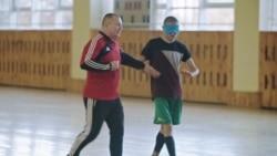 Blind Belarusian Athletes Find Inspiration On Soccer Field