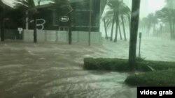 Uragan Irma, Miami, 10. septembar