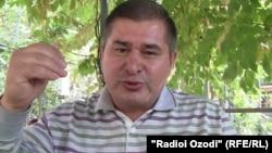 Раҳматулло Зоҳиров, раиси ҲУСДТ