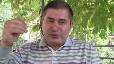 Раҳматулло Зоиров, раиси Ҳизби сотсиал-демократи Тоҷикистон