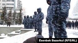 Наразы үлескер арызын Ақордаға жеткізе алмады. Астана, 15 наурыз 2011 жыл