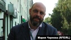 Оуэн Мэтьюз, писатель и историк. Иркутск. 2019 г.