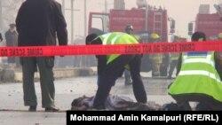 Авганистан, Кабул, бомбашки напади