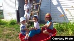 Самара. Исаклинский социально-реабилитационный центр для несовершеннолетних «Светлячок»
