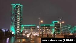 Olimpiýa desgasy, Aşgabat