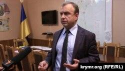 Воробьев Александр глава Генической РДА