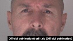 Poza suspectului, publicată de poliția din Berlin, 3 septembrie 2019