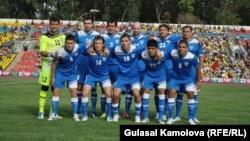 Kyrgyzstan - national team of Uzbekistan, 28Jul2011