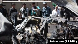 Kabul, 16 maj, 2013