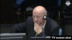 Zoran Stanković tokom svjedočenja