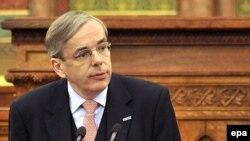 Президент ЕБРР Томас Мироу