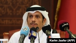 Qatari Foreign Minister Muhammad bin Abdul Rahman Al Thani. File photo