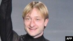 Евгений Плющенко в Сочи, до обострения травмы