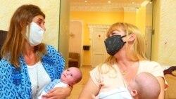 Surrogate Babies United With Parents As Ukrainian Lockdown Eases