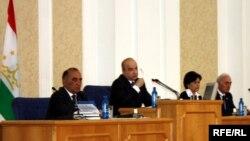 Парлумони Тоҷикистон