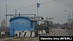 Moldova, Peace keeping forces, Cocieri village