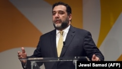 Ruben Vardanyan has denied any wrongdoing.