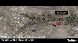 İsrail ordusu Suriyadakı İran hədəflərinin vurulduğunu bildirir