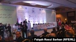 الملتقى البحري العربي الاول في عمان، 25 شباط 2015