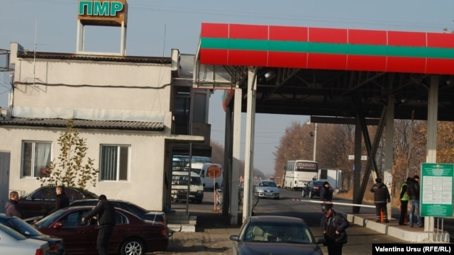 Yevgeny Shevchuk said that Moldovan citizens coming into Transdniester would still be checked until Chisinau allowed for an easier flow of goods coming from Transdniester.