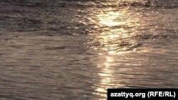 Река Кызылагаш. Иллюстративное фото.