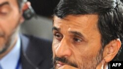 محمود احمدی نژاد سال گذشته نیز در کنفرانس سازمان همکاری های شانگهای شرکت کرد.