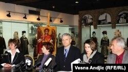 Primopredaja kulturnih dobara Hrvatskoj, 27. oktobar 2010