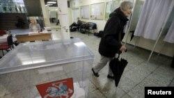 Парламентские выборы в Литве