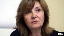 Директорът на НАП Галя Димитрова