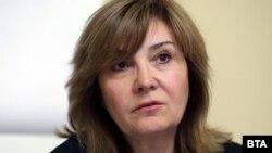 Директорката на НАП Галя Димитрова