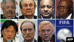 Арестованные функционеры ФИФА