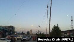 Afghan -- Bagram Base
