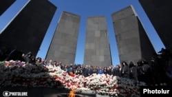 Հայոց ցեղասպանության Ծիծեռնակաբերդի հուշահամալիրը այս տարվա ապրիլի 24-ին