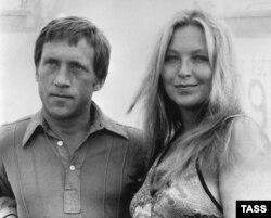 Уладзімер Высоцкі і Марына Ўладзі, 1979