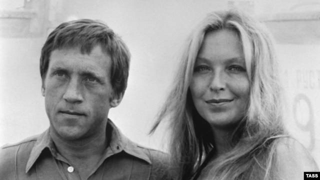 Владимир Высоцкий и Марина Влади, 1979