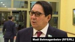 Аманжан Жамалов, мәжіліс депутаты.