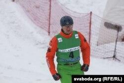Беларус Максім Гусцік - срэбны прызёр