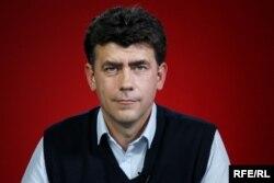 Павло Усов, білоруський політолог