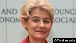 Генеральный директор ЮНЕСКО Ирина Бокова.