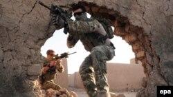 آرشیف، شماری از نیروهای استرالیایی در افغانستان