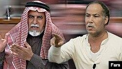 Казненные сегодня соратники Саддама в зале судебного заседания