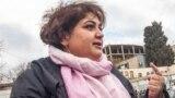 Хадиджа Исмаилова. Түрмедегі 1 жыл