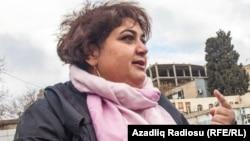Хадижа Исмаилова