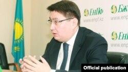 Руслан Ерденаев, БЖЗҚ-ның бұрынғы басшысы.