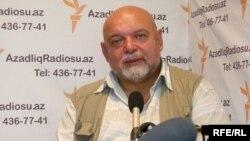 Гейдар Джамал, Баку, октябрь 2009